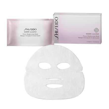 SHISEIDO/ホワイトルーセント パワーブライトニング マスク