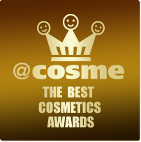 @cosme THE BEST COSMETICS AWARDS