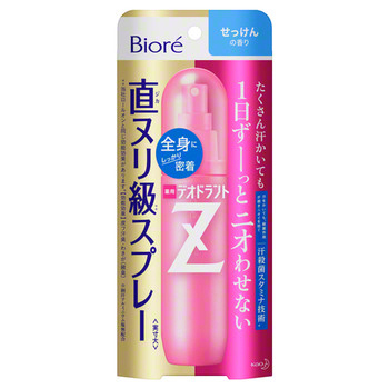 ビオレ/薬用デオドラントZ 全身用スプレー せっけんの香り