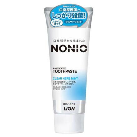 NONIO/NONIOハミガキ