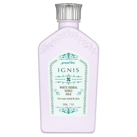 イグニス/ホワイトハーバル ノーブル ミルク