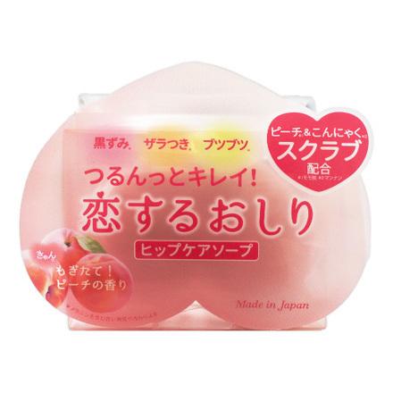 ペリカン石鹸/恋するおしり ヒップケアソープ