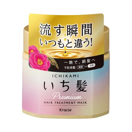 いち髪/プレミアム ラッピングマスク
