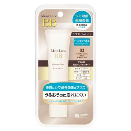 明色化粧品/モイストラボ薬用美白BBクリーム