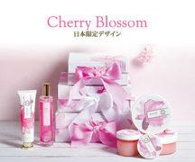 日本限定デザイン チェリーブロッサム3/1発売スタート!