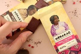 肌トラブルやむくみ解消にも!Bean to Barブランド「MENAKAO(メナカオ)」のおもしろチョコレート