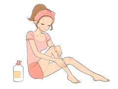 体の乾燥が気になる方へ。いつものケアにひと手間加えるだけの簡単保湿ケア!