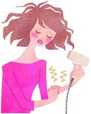 髪質診断で選ぶ、あなたにぴったりのドライヤーは? 【乾かすのが大変!毛量多めさん編】