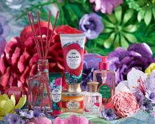 "【SABON】数量限定登場!咲き誇る花々を揺らす春風の香り""Floral Bloom Collection"""