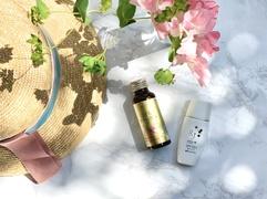 紫外線対策】美肌を守るためには、新発売の日焼け止め美容液で「美白×保湿」