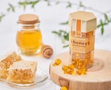 ハチミツを濃縮配合! &honeyより全身に使用できるカプセル型美容オイルが新発売