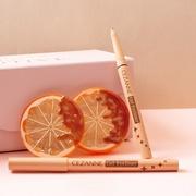 【新色登場】高密着な2in1タイプのジェルアイライナーから締めない締め色オレンジブラウンが新登場!