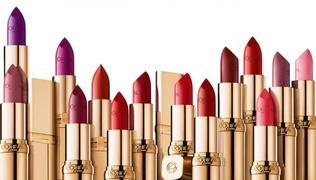 \全17色お見せします/ロレアル パリを象徴する人気リップが今秋リニューアル★あなたに似合う色は?