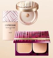 限定発売★毛穴レスな肌になりたいならコレ!限定デザインが可愛いエスプリークのファンデ3選