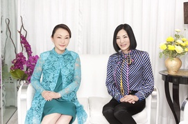 【広瀬香美さんの美容法】お気に入りのイースペシャルアイテムとは?〜前編〜