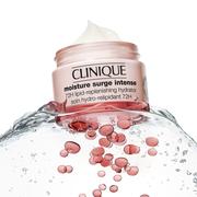【新製品500名様プレゼント】しなやかに潤い満ちる。ピンクの潤い「モイスチャー サージ」から新・保湿クリームが登場。