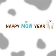 "【HAPPY""MOW""YEAR!】2021年はミルキュアの年"