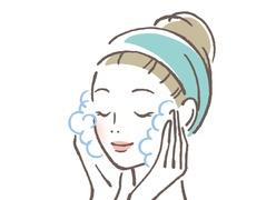 好印象肌に欠かせない透明感を手に入れる!正しい洗顔方法のポイントとは?