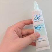 化粧下地としても◎敏感肌も使える2e(ドゥーエ)の日やけ止め2種