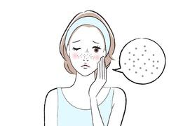 毛穴が目立つ季節到来…。 夏もつるすべ肌でいるために 洗顔を見直しましょう!
