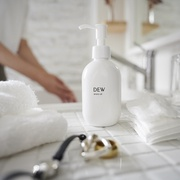 【ふき取り、顔の保湿、ハンドケア。いろいろ使えるオイル美容液!】9月新発売のDEW 白色オイルをご紹介★