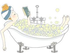【身体も心もすっきり♪】湯船に浸かることのメリットとオススメの入浴方法をご紹介