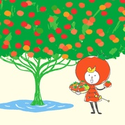 ふしぎなトマトと大塚製薬の話�A