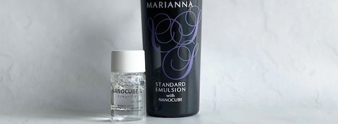 化粧品原料ナノキューブはエイジングの味方!高配合の乳液で秋冬の肌に備えて