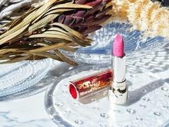 \DGNEWS/Vo.69 肌の透明度をUPする青みピンク#270の新作マットリップを美容インフルエンサーがお試し!