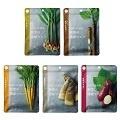 @cosme nippon / 肌悩み別に選べる根菜マスク5種セットがおすすめ!