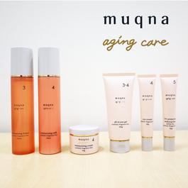 【新発売】肌にハリとツヤを与える muqna(ムクナ)エイジングケアをご紹介 / 東急ハンズ の画像