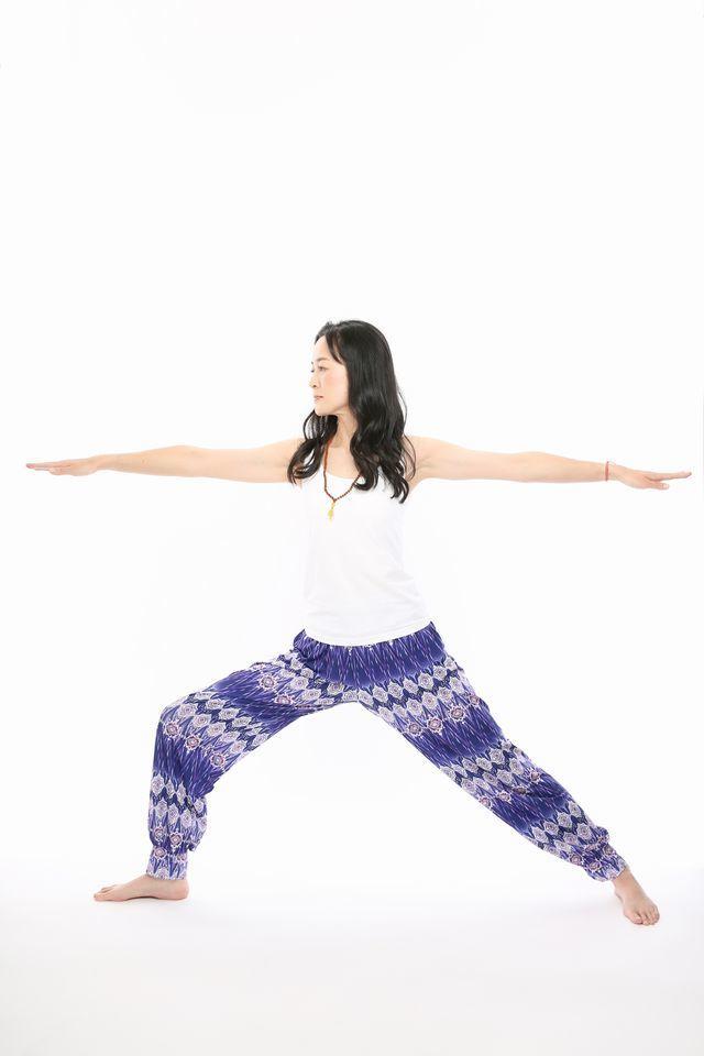 肩こり解消、腰痛改善、体幹強化、情緒安定など、初心者向けむけのヨガを行います。