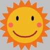太陽と月。さん