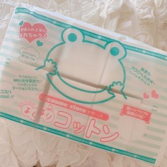 @cosme STORE / @cosme storeが作ったミカエルのよくばりコットン(by ぱるぷんて.さん)