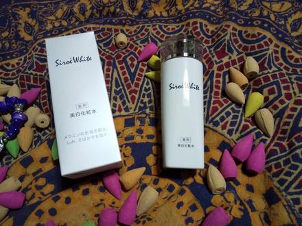 化粧水の画像