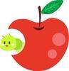 りんごかじり虫さん