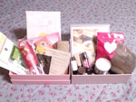 GLOSSY BOX& Prunus Box 8月が届きました☆