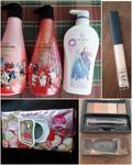 使いきり☆2019年10・11月美容家計簿