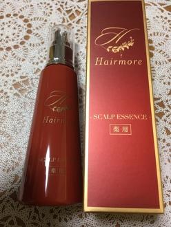 ヘアモア / 薬用ヘアモア-Hairmore-スカルプケアエッセンス(by さきちゃんだよさん)