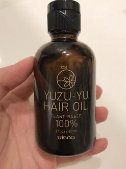 ゆず油 / 無添加ヘアオイル(by アニーaprilさん)