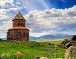 アニ遺跡の教会跡