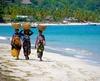 マダガスカルの女性