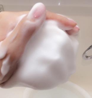 洗顔料 の画像