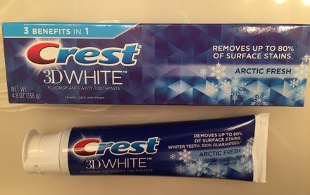 クレスト 歯磨き粉 口コミ