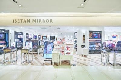 イセタン ミラー メイク&コスメティクス ISETAN MiRROR Make&Cosmeticsの求人の写真2