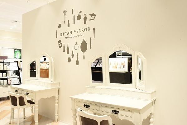 イセタン ミラー メイク&コスメティクス ISETAN MiRROR Make&Cosmeticsの求人の写真4