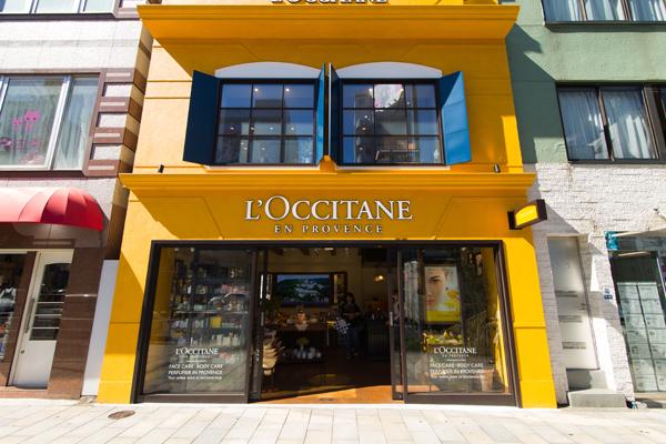 ロクシタン L'OCCITANEの求人の写真9
