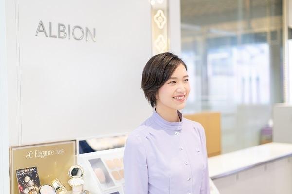 アルビオン ALBIONの求人の写真4