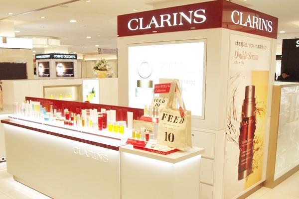 クラランス CLARINSの求人の写真8