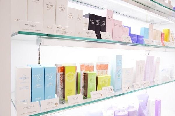 shopHABA 京王百貨店新宿店美容部員・BA(ビューティーカウンセラー)契約社員の求人のサービス・商品写真2